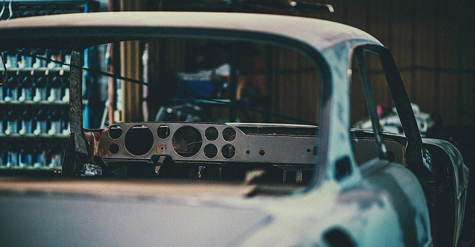 Classic Car Restoration Services Dubai