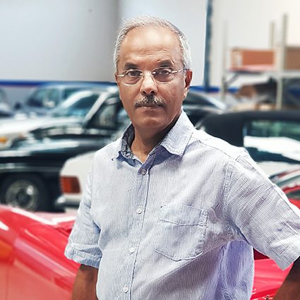 VIJAY PILLAI FOUNDER AND MANAGING DIRECTOR of TCW