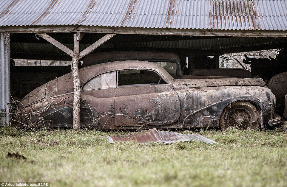 Prevent Rusting of classic car