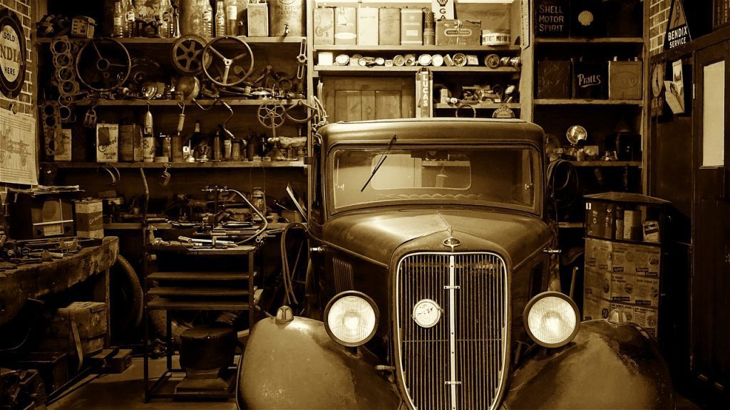Classic Car Security