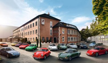 Porsche Builds Anti-Theft Device For Its Classics