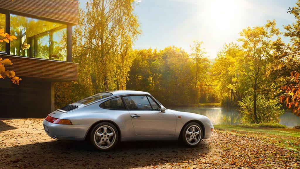 Porsche 911 Dubai