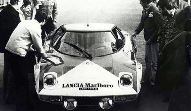 How The Lancia Stratos Redefined Rally Racing