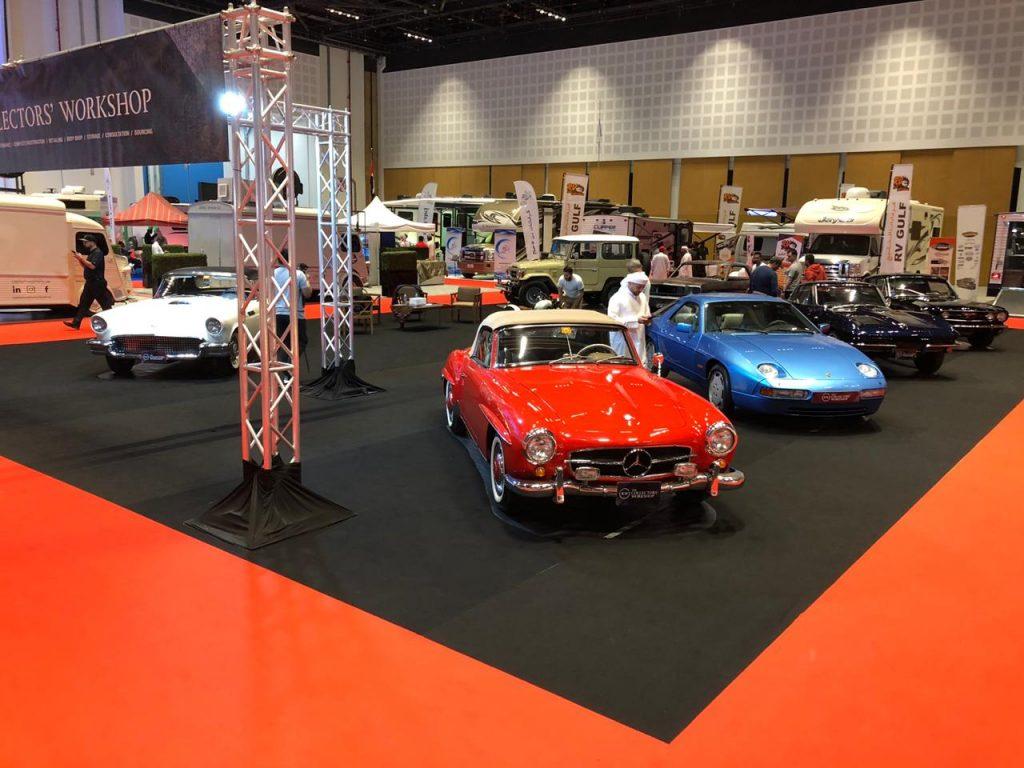 Custom Show Abu Dhabi 2019