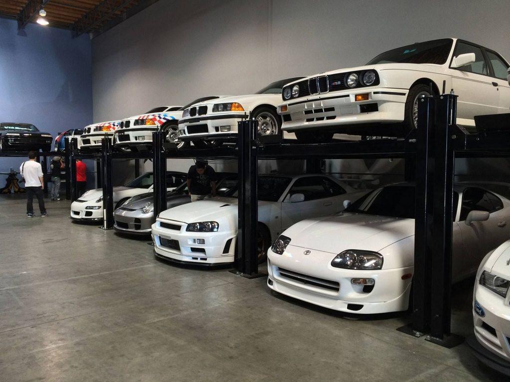 classic car storage thecollectorsworkshop