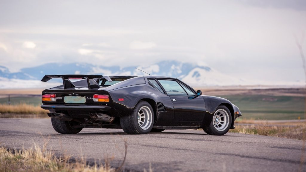 De Tomaso Pantera Sports Car Dubai
